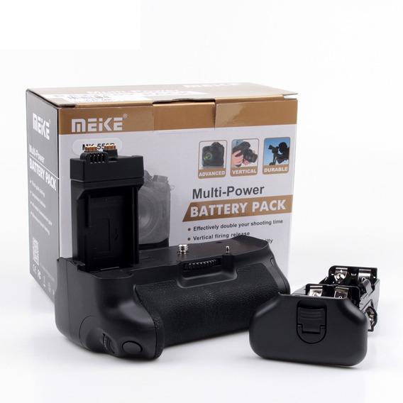 Grip De Bateria Meike Para Canon 5d Mkiii (nfe)