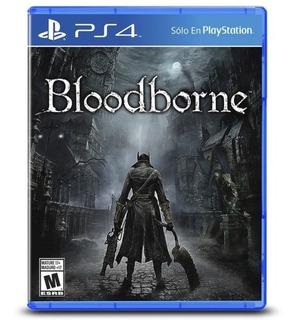 Bloodborne Ps4 Juego Fisico Nuevo Original Sellado