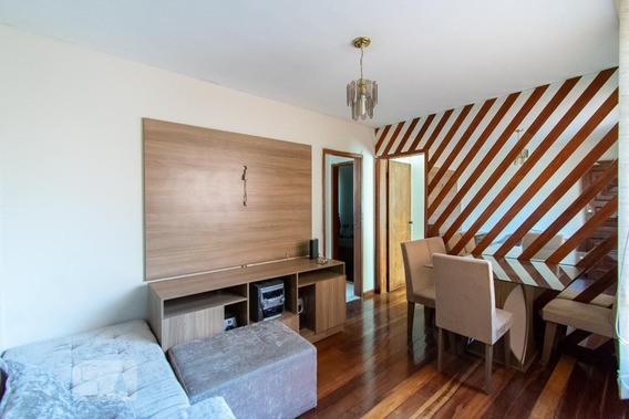 Apartamento No 2º Andar Com 2 Dormitórios E 1 Garagem - Id: 892970600 - 270600