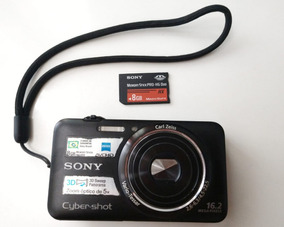Câmera Sony Cyber-shot Dsc-wx7