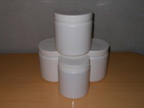 3 Potes Vazios Creatina Max Titanium 300g+1 Pote Glutamina
