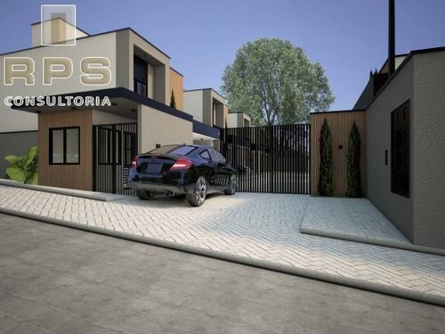 Imagem 1 de 10 de Sobrado Para Venda Em Condomínio Atibaia Sp. Condomínio Residencial Vila Julia Itapetinga Atibaia Área Construida 150,00 Mts Área Terreno 174,70 Mts - Cc00520 - 69346261