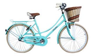 Bicicleta Rodado 26 Paseo Vintage Musetta // Richard Bikes