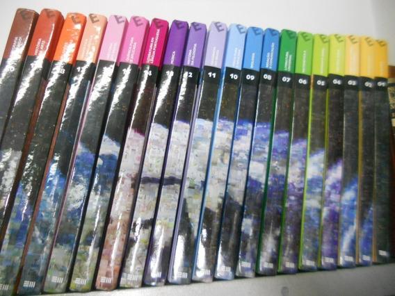 Enciclopédia Do Estudante 20 Volumes (ótimo Estado)
