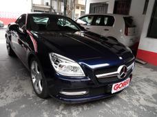 Mercedes Benz Classe Slk 1.8 Cgi 16v Turbo 2014 Azul