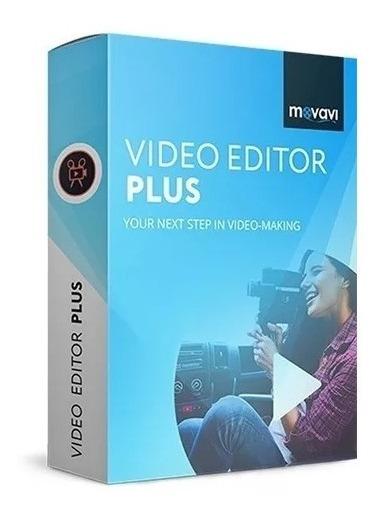 Movavi Video Editor 20 Plus 20.0.0 Outubro ( Já Ativado )