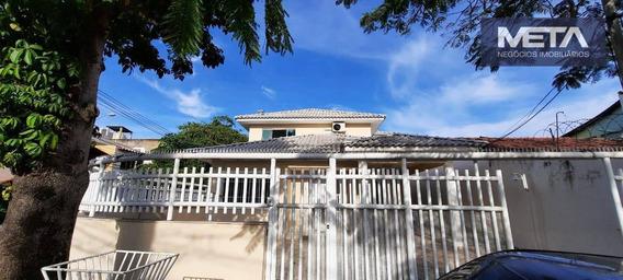 Casa À Venda, 121 M² Por R$ 850.000,00 - Vila Valqueire - Rio De Janeiro/rj - Ca0052