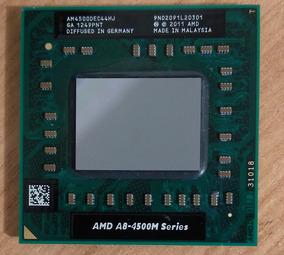 Processador Notebook Amd A8-4500m