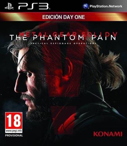 Metal Gear Solid 5  Ps3