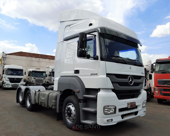 Mercedes Benz Mb Axor 2544 Ano 2012/12