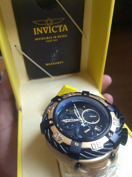 Relógio Invicta Thunderbolt 100% Original + Notebook