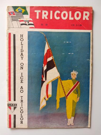 Antiga E Rara Revista Do São Paulo Nº 58 - Tricolor (1098)
