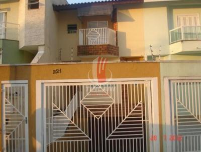Sobrado Para Venda No Bairro Jardim Textil - 2909