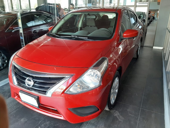 Nissan Versa Sense Aut 2015