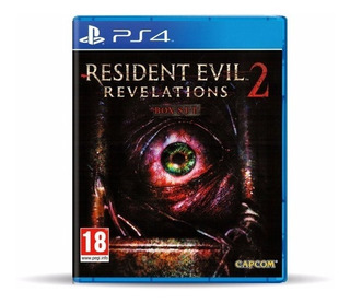 Resident Evil Revelations 2 Ps4 Fisico Sellado Original Ade