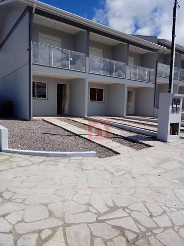 Sobrado Com 2 Dormitórios À Venda, 60 M² Por R$ 189.000 - Bela Vista - Caxias Do Sul/rs - So0198
