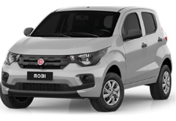 Fiat Mobi Evo Easy Comfort 1.0