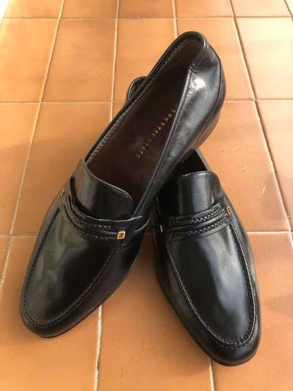 Zapatos De Vestir De Cuero, Italianos