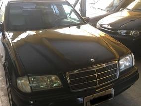 Mercedes Benz Classe C 1.8 Classic 4p 1998