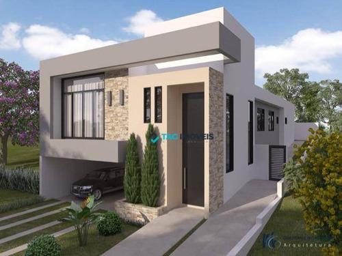 Casa Com 3 Dormitórios À Venda, 234 M² Por R$ 1.400.000,00 - Swiss Park - Campinas/sp - Ca0932