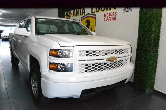 Chevrolet Silverado 2500 4x4 2015 Doble Cabina