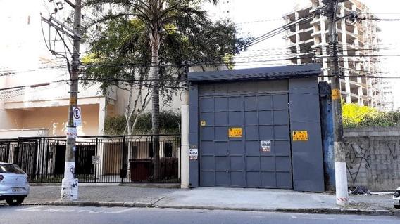 Galpão Para Alugar, 300 M² Por R$ 5.000,00/mês - Mooca - São Paulo/sp - Ga0166