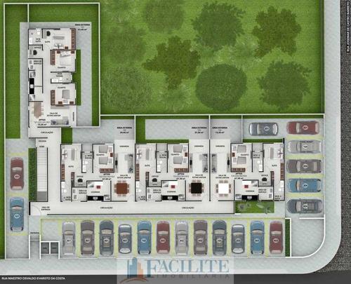 Apartamentos A Venda, Bairro Dos Estados - 23190-12047