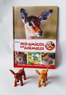 Disney - Mis Amigos Los Animales - N° 21 Flynn Y Flora