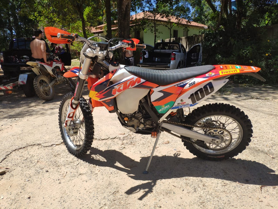 Ktm Xcf -w 350