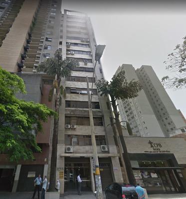 Andar Comercial De 220m² Para Locação No Centro (valor Promocional!!) - Ci4247