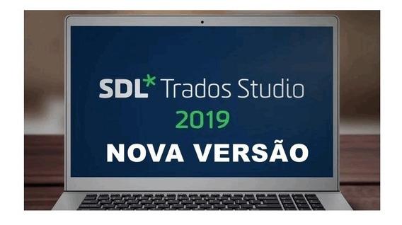 Sdl Trados Studio 2019 Professional Assistente De Tradução