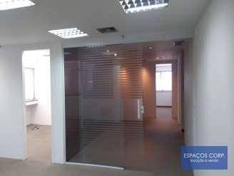 Conjunto Comercial Para Alugar, 140m² - Brooklin Paulista - São Paulo/sp - Cj2194