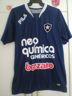 Camisa Botafogo/rj Treino Fila.