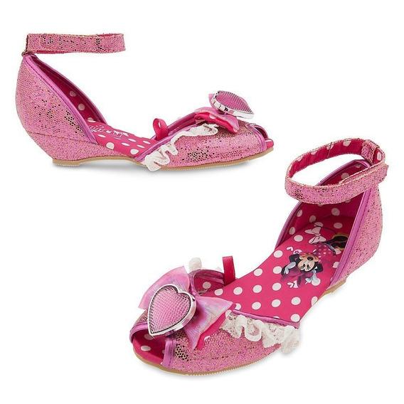 Sapato Minnie Mause Original Disney Store P/entrega