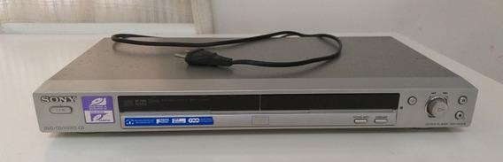 Reprodutor De Dvd Sony Dvp-ns325