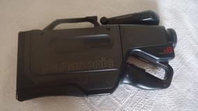 Filmadora Antiga Panasonic Vhs Fita K7