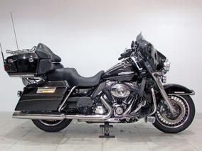 Harley-davidson Electra Glide Ultra Limited 2013 Preta