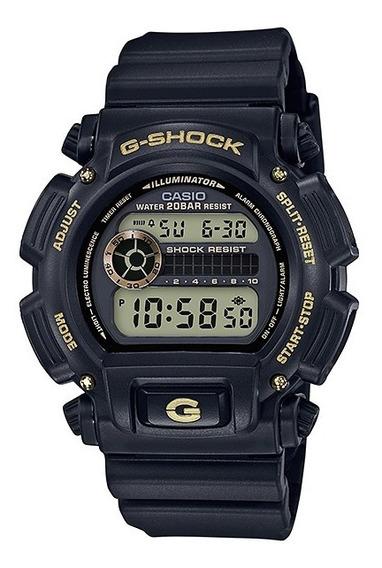 Relógio Casio Digital G-shock Dw-9052gbx-1a9dr - Original
