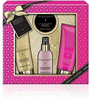 Baylis & Harding Prosecco Fizz Pampering Collection Gift Set