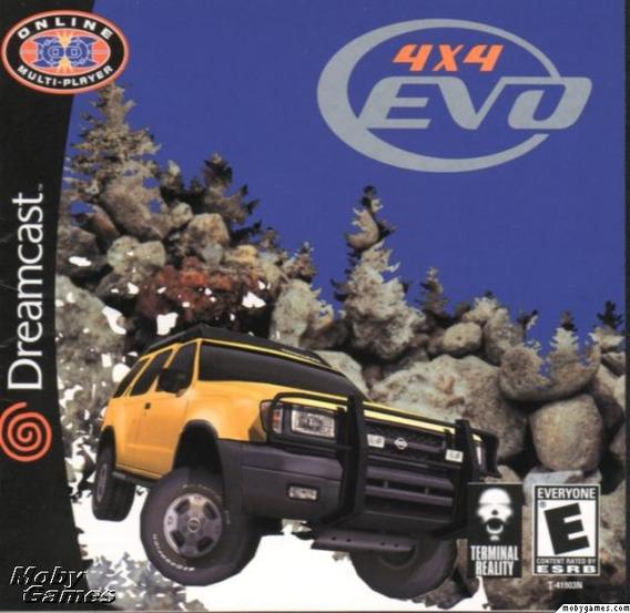 4x4 Evolution Patch - Dreamcast E Pc
