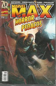Marvel Max 73 - Panini - Bonellihq Cx17 C19