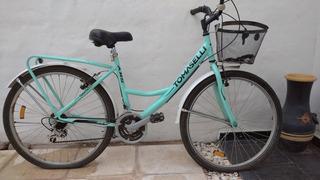 Bicicleta Tomaselli Dama, Rod 26