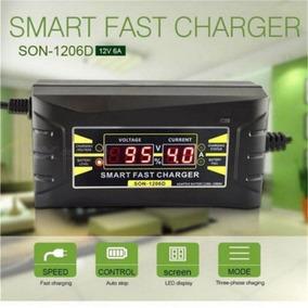 6a Carregador Bateria Carro 12 V 110 V Para 220 V Inteligent