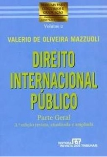 Direito Internacional Público Vol. 2 - Valerio De Oliveira M