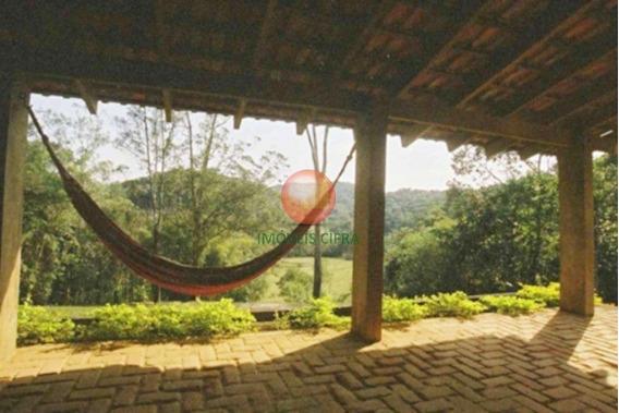 Sitio Com Linda Vista, Localizado Na Estrada Pedra Lisa, Juquitiba - São Paulo - Ic15867