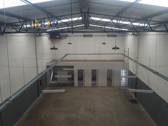 Comercial Para Aluguel, 0 Dormitórios, Jardim Sônia Maria - Mauá - 323
