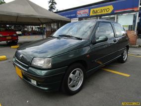 Renault Clio Versión Limitada Mt 1800cc Aa