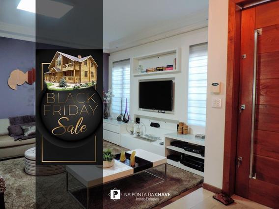 Casa Com 4 Dormitórios À Venda, 300 M² Por R$ 1.450.000,00 - Parque Dos Pássaros - São Bernardo Do Campo/sp - Ca0038