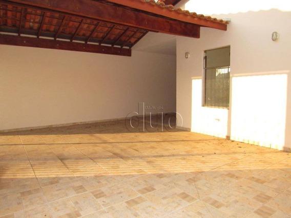 Casa Com 3 Dormitórios Para Alugar, 99 M² Por R$ 1.300,00/mês - Santa Rosa Ipês - Piracicaba/sp - Ca2740
