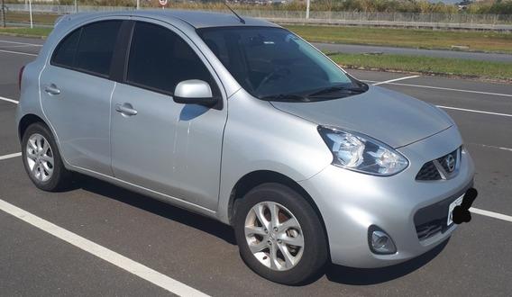 Nissan March 1.0 12v Sv 5p 2017